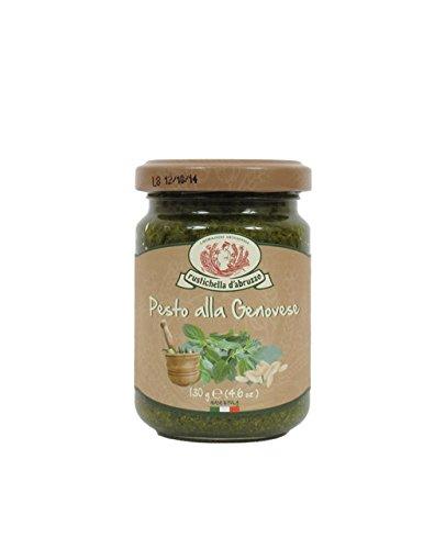 Rustichella D'Abruzzo – Pesto Alla Genovese 130gr