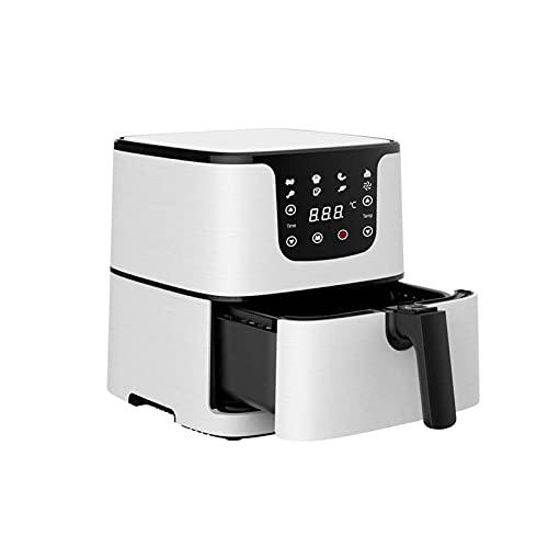 WGLL Fryer Air Fryer de Gran Capacidad Preservación Inteligente Hogar Inteligente Automático Free Libre Freidora eléctrica Super Large Fries Machine