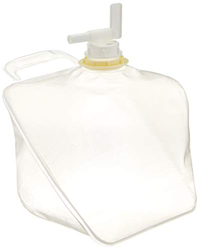 Polotainer Faltkanister-15305 Bidón Plegable, Blanco, 5 L