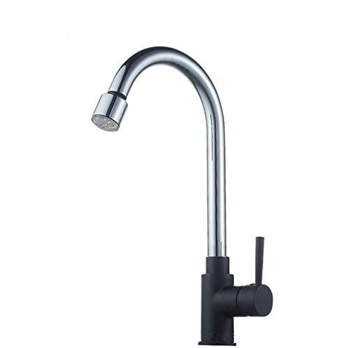 YAWEDA zwart en chroom LED-afwerking keukenkraan deck berg pull out dual sprayer mondstuk hot koude mengkraan waterkraan sink mixe