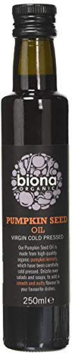 Biona Organic Pumpkin Seed Oil 250 ml
