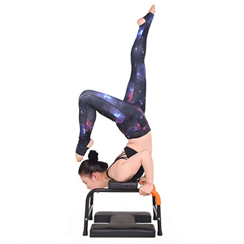 Buy VAIY Multi-Function Fitness Equipment Portable Yoga Inversion Headstand Chair
