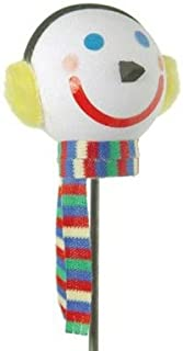Winter Jack with Scarf and Ear Muffs Jack in the Box Antenna Ball Topper