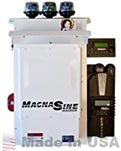 MIDNITE SOLAR E-PANEL AND CLASSIC 200 WITH MAGNUM MS4448PAE INVERTER DIY SYSTEM