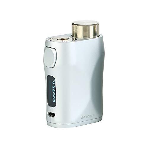 Originale Eleaf iStick Pico X 75W Pico X 75W Max Output TC Box MOD con schermo da 0,69 pollici e Wattage raccomandando sistema senza batteria Vape