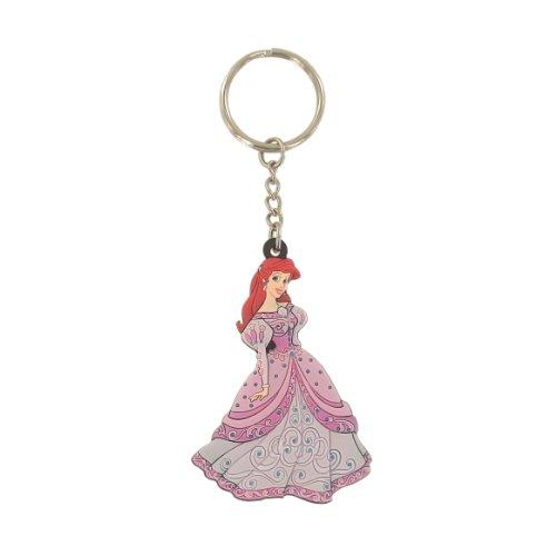 Disney Princesse Porte Clé 3D Ariel (La Petite Sirène)