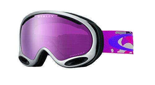 Oakley A-Frame 2.0 Masque de Ski Mixte Adulte, Pourpre, 1