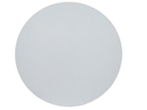 Heizpaneel rund / Infrarotheizung 600W, Durchmesser 100 cm, Räume 15-30m³, Vitalheizung