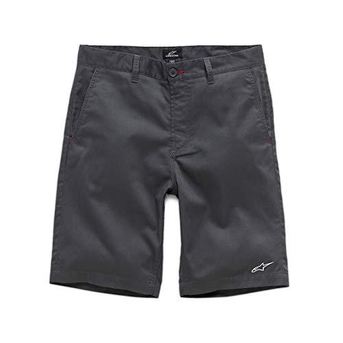 Alpinestars Herren Short Pants, Dark Charcoal, 30