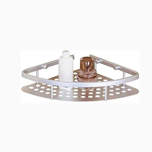SCDZS Esquina Carrito de la Ducha, baño Organizador del Estante de champú acondicionador de Cocina Especia de Almacenamiento