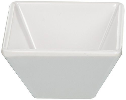American Metalcraft MELSC20 Sauce Cups, 2.563 Length x 2.563 Width, White