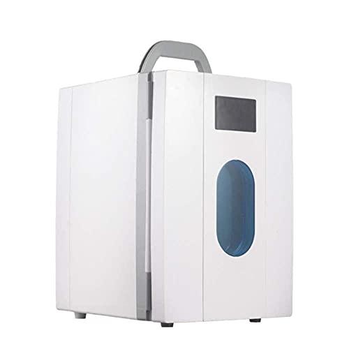 Mini Frigoríficos Compactos Y Livianos De 10 L, Refrigeradores Eléctricos para Automóviles...