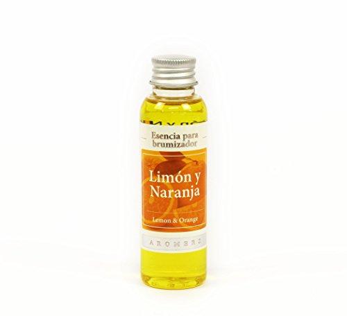 Esencia de Ambiente para Brumizadores y Quemadores Aroma Limón y Naranja