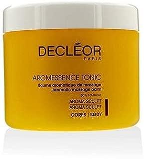 Decleor Aromessence Tonic Aromatic Massage Balm, Salon Size, 16.9 Ounce