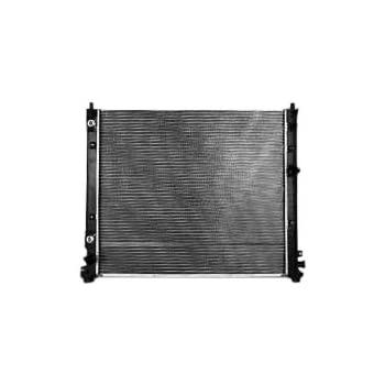 TYC 2565 Compatible with CADILLAC CTS 1-Row Plastic Aluminum Replacement Radiator