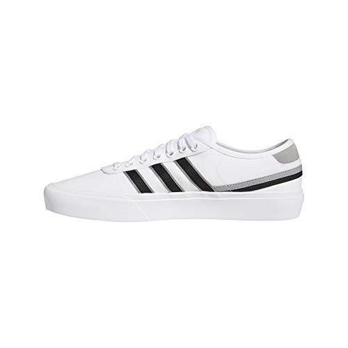 Adidas Originals Superstar - Zapatillas Deportivas para niño, Color Blanco, Talla 43 1/3 EU