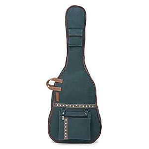 The House of Tara Combat Blue Canvas Acoustic Guitar Bag 8
