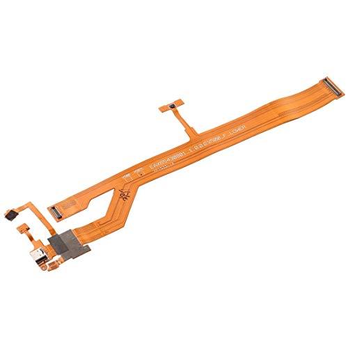 GUODONG Accesorios de reparación Puerto de Carga con micrófono y Altavoz Timbre zumbador Cable Flexible for LG G Pad 8.3 V500 Piezas de Repuesto