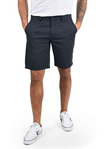 !Solid Thement Herren Chino Shorts Bermuda Kurze Hose Aus 100{4d780e56c3219303187e5d209fb6c58e4738d3fe06bb5c5714387c657c0af4ae} Baumwolle Regular Fit, Größe:XL, Farbe:Insignia Blue (1991)