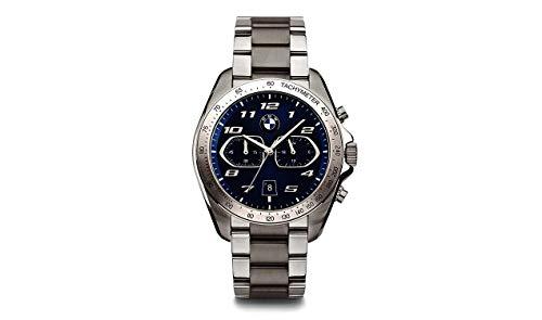 BMW ORIGINAL Sport Uhr Chrono Blau Armbanduhr Chronograph