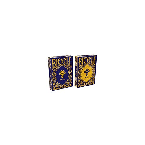 Bicycle Surena Gold Trim Playing Cards cartes à jouer Or