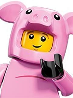 Piggy Guy #14 of 19. LEGO minifigures Series 12 set 71007SEALED RETAIL PACKAGING)