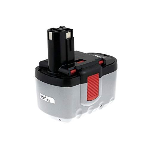 Accu voor Bosch Klopboormachine GSB24VE-2 3000mAh o-pack, 24V, NiMH