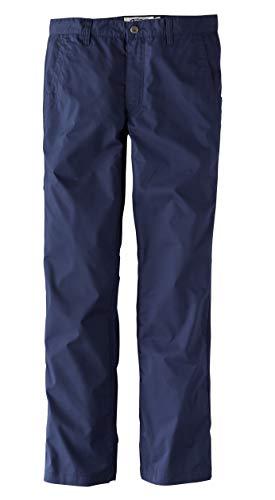 Mountain Khakis Stretch Poplin Pants Slim Fit Navy 36