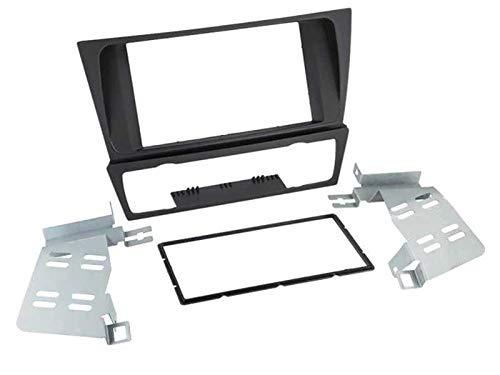 baratos y buenos ACV 381023-09 – Marco para radio de coche, doble DIN calidad
