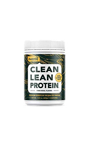 Nuzest Clean Lean Protein Functional Flavours, Chai Tumeric and Maca, 225g