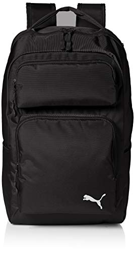 PUMA Men's Aesthetic Backpack, black, One Size