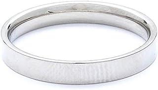 Breuning Shiny Finish Platinum 600 Wedding Ring [BR1135]