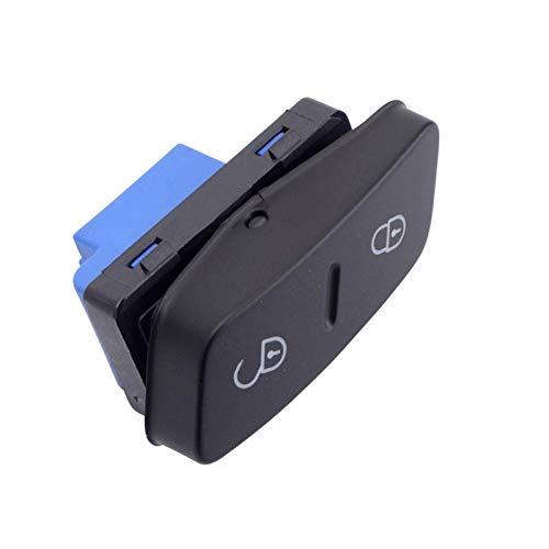 Interruptor de bloqueo de la puerta central del lado del conductor botón de control 1K0962125B ajuste para VW Jetta Golf 5 GTI MK5 Tiguan