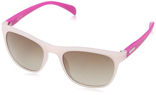 TOUS STO912-532ARM Gafas de sol, Matte Opaline Pink Pale, 53 para Mujer