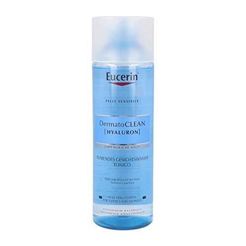 Eucerin DermatoCLEAN Hyaluron Kl�rendes Gesichtswasser, 200