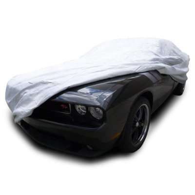 CarsCover Custom Fits 2008-2021 Dodge Challenger Car Cover Heavy Duty All Weatherproof Ultrashield...