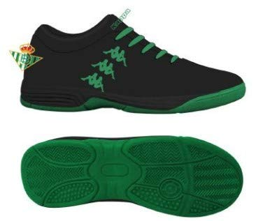 Kappa Zapatillas Real Betis Negra IC PS NIÑO - Talla 38
