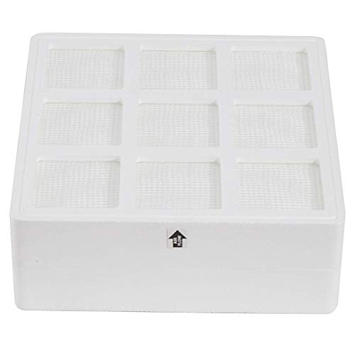LifeSupplyUSA Aftermarket Replacement HEPA Filter Compatible with IQAir HyperHEPA H12 H13 Health Pro HealthPro Plus Models 102 14 14 00