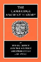 Best the cambridge ancient history volume 4 Reviews