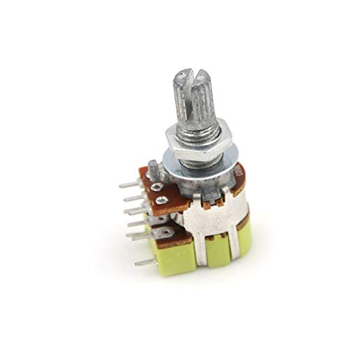 Kfdzsw Micro Interruptor 1 UNIDS B50K 50K Ohm DULAR Linear Control DE Volumen DE Volumen DE Volumen DE Volumen DE Volumen