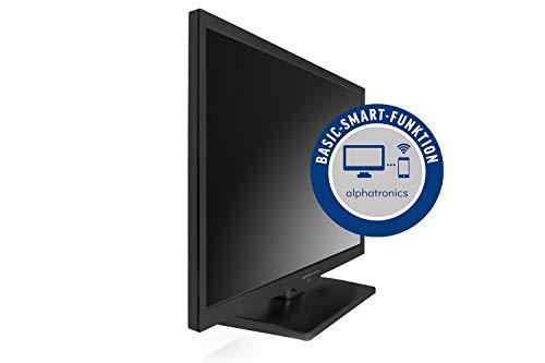 Alphatronics SL-24 DSBI+ 61 cm (24 Zoll) TFT-LED-Flachfernseh-DVD-Kombination