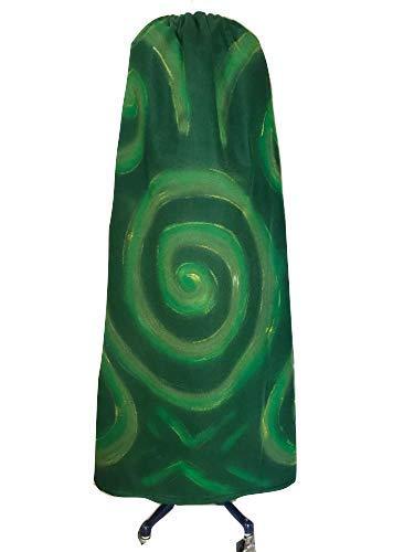 "Frozen Pabbie Bulda Hidden Folks Costume (52"" Length) Green"