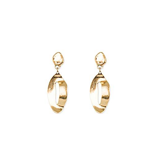 Earring Dangle Female Clip On Earrings Simple Geometric No Pierced Ear Clips For Women Earrings