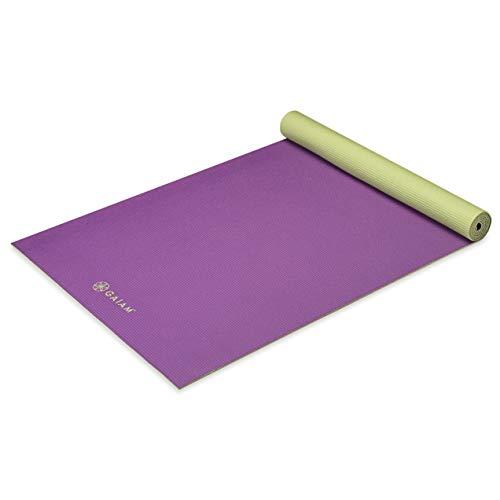 gaiam Colchonetas para Yoga, Grape Cluster