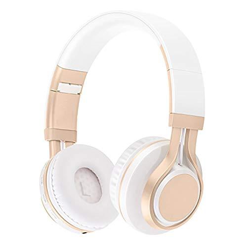 New Wireless Bluetooth Headset - Sports Headphones, Music Earphone, Folded Stereo Insert Card, Head-...