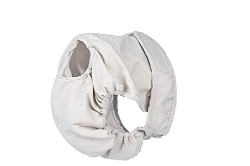 BePetMia Waschbare Windeln für Hunde, Hygiene-Unterhose für Hunde in Hitze, 5 Größen XS bis XL, geeignet für alle Hunde (XL: 60-82cm, Beige)