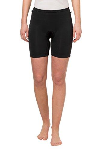 VAUDE Bike Pro sous-Pantalon Cycliste Femme, Noir, FR : XL (Taille Fabricant : 44)