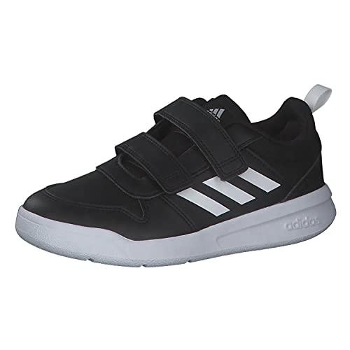 adidas Tensaur C Laufschuhe, Mehrfarbig Ftwbla Negbás, 30 EU