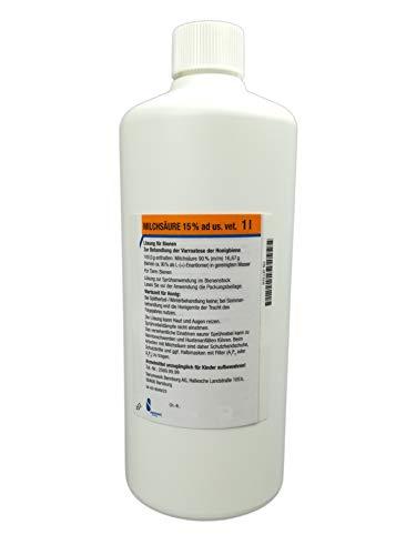 Bern Burg Acide lactique 15% 1l Traitement Varroa bei Völkern D'Abeille
