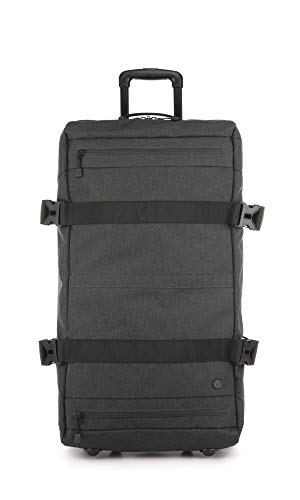 Antler Bridgford Upright Trolley Bag, Durable Travel Bag with Wheels - Colour: Charcoal, Size: Large